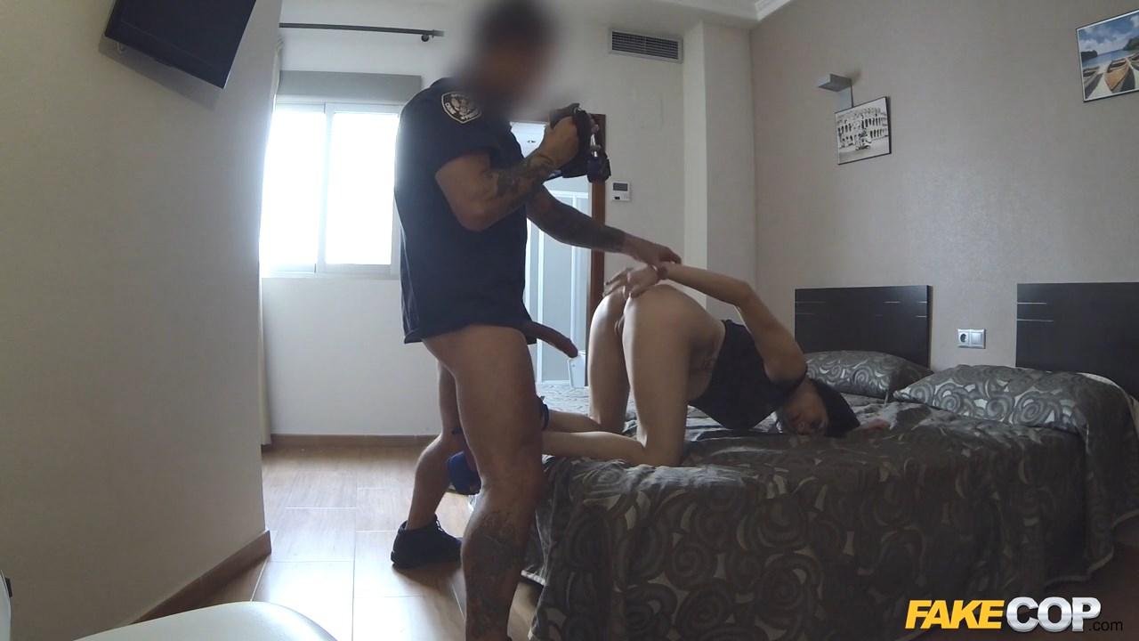 Spainish hotel sex