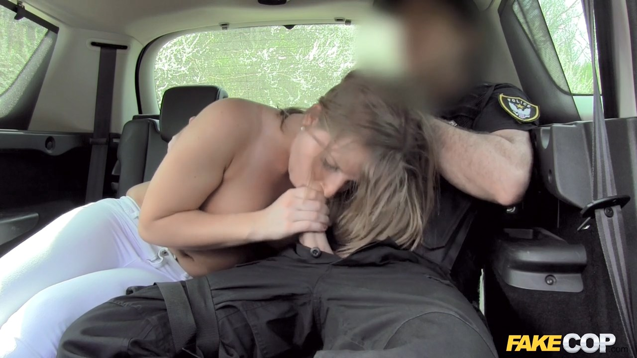 Cop fucks anal does not
